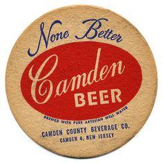 RP http://www.GogelAutoSales.com Ea. Hanover Family owned. Former rental cars - smartest used car buy. Camden Beer. Camden County Beverage Co., Camden, N.J.
