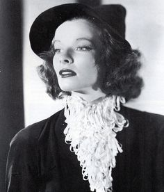 Katharine Hepburn,was not just an actress.  She was a daughter,a woman in love and a fascinating personality.  People were in awe of her.She had class!