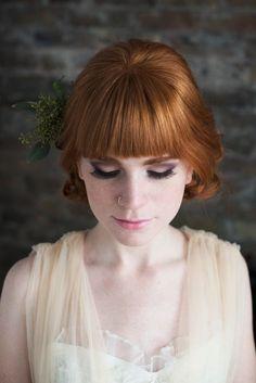 Maquiagem para noiva ruiva #Noivas em New York #makeup