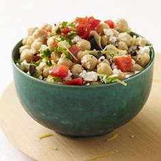 WeightWatchers.com: Weight Watchers Recipe - Chickpea and Feta Salad