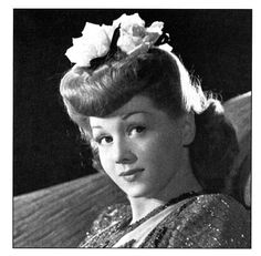 """Dolly Dawn """"The Champagne of Big Band Singers"""" 1916 - 2002"""
