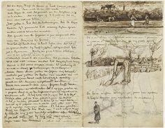 Dubon.es: Cartas de Vincent van Gogh a su hermano Theo