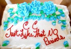 Well, at least they spelled her name right: | 24 People Who Shouldn't Be Allowed To Decorate Cakes