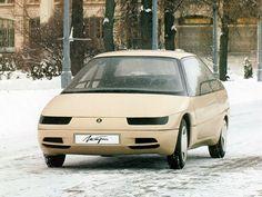 1986 Moskvitch Istra Prototype