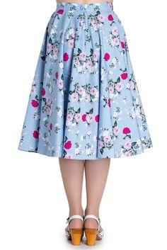 Hell Bunny Belinda 50s Skirt