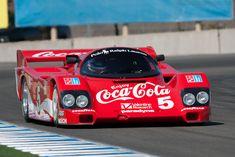 Porsche 962 - Chassis: 962-102   - 2009 Monterey Historic Automobile Races