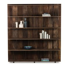 Bookcase | Peyton Bookcase | The Peyton Bookcase is a beautiful example of Thomas Bina's love of wood, it giving him an amazing amount of creative ideas.