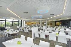Lifestyle in einem Restaurant eines Unternehmens in Hannover