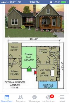 Ranch style homes homes north carolina homes by for Dogtrot modular homes