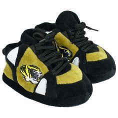 NCAA : Missouri Tigers Baby Slippers