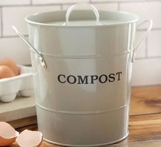 Save Yourself Multiple Trips To The Compost Bin With One Of These Lovely  Compost Caddies In The Kitchen. To And Tips And Recycle