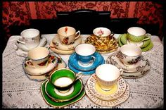 Tea Party Games for a fun and fabulous Par-Tea!