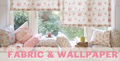 Cath Kidston Fabric and Wallpaper