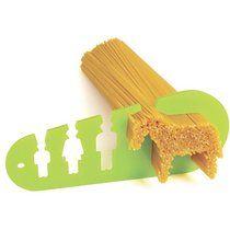 Doiy Dylcoulho Spaghetti-Maß, I Could Eat A Horse, Acryl, 17 x 7 x 0,2 cm
