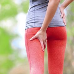 No-Equipment Butt Workout. This is a great workout that you could do from home.