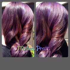 Color by Melea at Revival Studio!