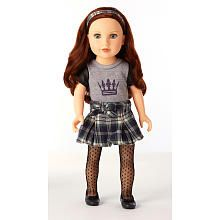"""Journey Girls 18 inch Doll - Kelsey - Toys R Us - Toys """"R"""" Us  This is the doll I picked to make clothes for."""