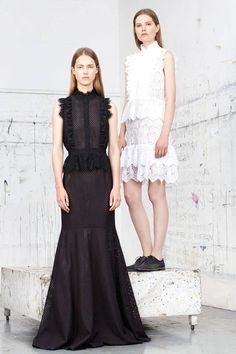 Erdem Resort 2015. xx Dressed to Death xx #inspiration #style #fashion #model #collection