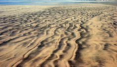 Patterns in the sand Explore, Patterns, Beach, Water, Outdoor, Block Prints, Gripe Water, Outdoors, The Beach