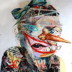 Les peintures de Wyatt Mills / Part.2 !