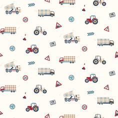 Tractors And Trucks Wallpaper