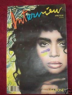 vintage interview magazine - Google Search