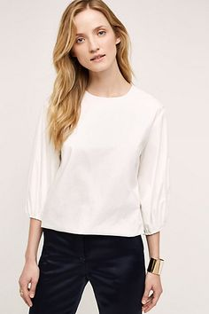 Sloane Blouse #anthropologie