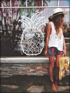 Summer outfits, summer ootd, summer wear, summer of love, summer vibes Moda Outfits, Cute Outfits, Bohemian Style, Boho Chic, Into The Wild, Street Looks, Inspiration Mode, Poses, Summer Of Love