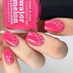 Pink dotticure 💖