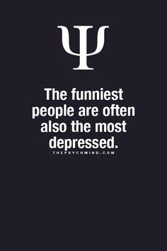 Think about those people in your life, or yourself, who are incredibly funny. What do they have going on at home?