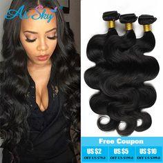 $35.36 (Buy here: https://alitems.com/g/1e8d114494ebda23ff8b16525dc3e8/?i=5&ulp=https%3A%2F%2Fwww.aliexpress.com%2Fitem%2FBrazilian-virgin-hair-body-wave-4pcs-lot-100g-mixed-8-32inches-human-hair-weaves-with-rosa%2F2036256261.html ) Brazilian virgin hair body wave 4pcs lot 100g 8-30inches 100% human hair Ali sky hair brazilian body wave more wavy Grade 7A for just $35.36