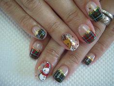 Adorable Holiday Nails