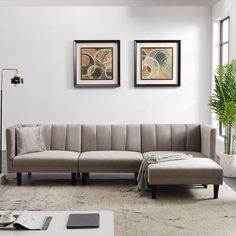 Velvet Sleeper Sofa, Grey Sectional Sofa, Couches, Sleeper Sectional, Sofa Bed With Chaise, Futon Sofa Bed, Recliner, L Shaped Couch, Sofas For Small Spaces