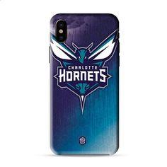 Charlotte Hornets Logo Iphone X 3D Case Caseperson