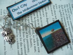 Owl City New Cd The midsummer Station 2012 Cd cover by DreamAddict, $15.00