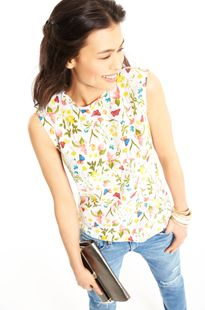 Women: How to wear floral | Piperlime