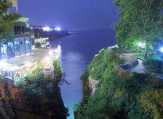 Antalya at night - Turkey