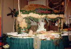 Jamaican Party Centerpiece | ... Events, Theme Party, Theme Party Savannah, Theme Party Hilton Head