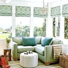 Image result for coastal window treatments