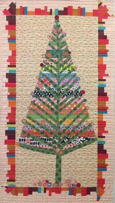 Tree Pattern by Laura Heine,$