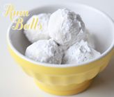 Do It Yourself Rum Butter Balls