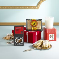 The Little Christmas Gift Box From Hampers & Co