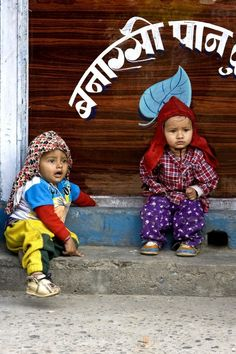 oh. my. adorable kids from Nepal.