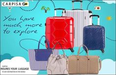 Jet Off This Summer With Travel Bags From Carpisa! : http://www.godubai.com/citylife/press_release_page.asp?PR=101359&Sid=1,50,52,18,19&Sname=Fashion%20and%20Lifestyle