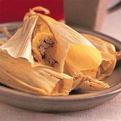 Pork Tamales A tradition at Christmas here in San Antonio! I haven't made tamales for many years...maybe next year.