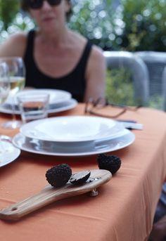 Black Truffle lunch