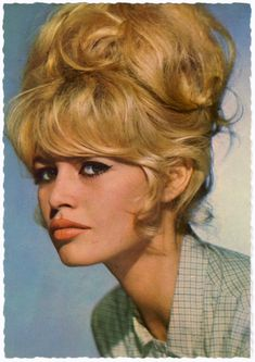 Discovered by a magazine editor as a teenager, Brigitte Bardot became one of the most iconic faces, models and actors of the 1950s and 1960s and a muse for Dior, Balmain and Pierre Cardin
