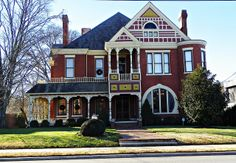Victorian House: Dalton, Georgia by Traveled Roads, via Flickr