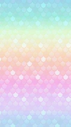Mermaid scales–hmmm…I can see this as a quilt. Mermaid scales–hmmm…I can see this as a quilt. Rainbow Wallpaper, Pastel Wallpaper, Trendy Wallpaper, Pretty Wallpapers, Galaxy Wallpaper, Cellphone Wallpaper, Screen Wallpaper, Pretty Phone Wallpaper, Wallpaper Quotes