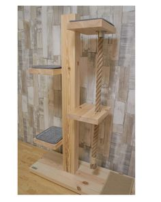 I want this so badly for my kitties! I want this so badly for my Süße & Super Katzenhaus Ideen – Indoor Süße & Super Katzenhaus Ideen - Indoor Outdooroutdoor cat playgrounds Cat Tree House, Cat House Diy, Diy Pour Chien, Diy Cat Tower, Cat Shelves, Cat Playground, Outdoor Cats, Outdoor Play, Cat Enclosure